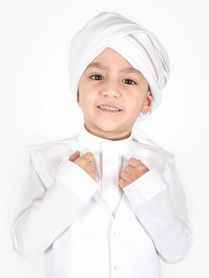 Lomar Ediyah kids 2019 #1 with vest & turban
