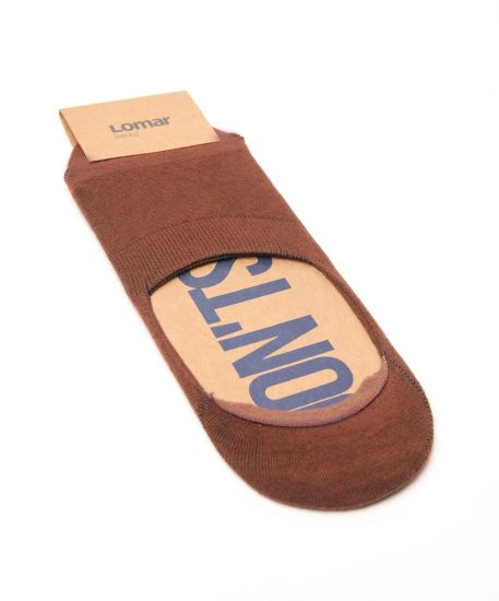 Boat Sock - Brown #9