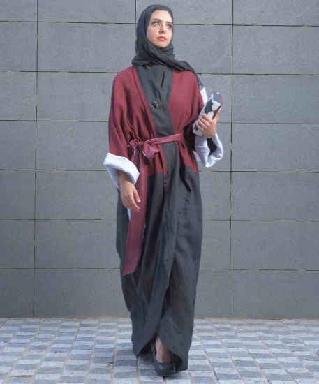 Abaya Casual Night # 193