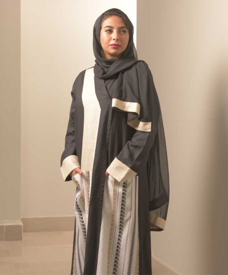 Casual Abaya with Pocket #204
