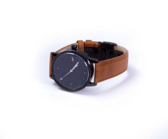 Lomar Watch - Black