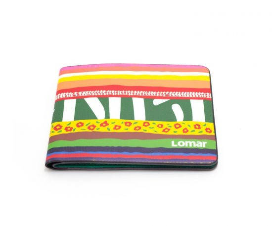 Lomar Wallet 2018 #1 inspired by Saudi Culture