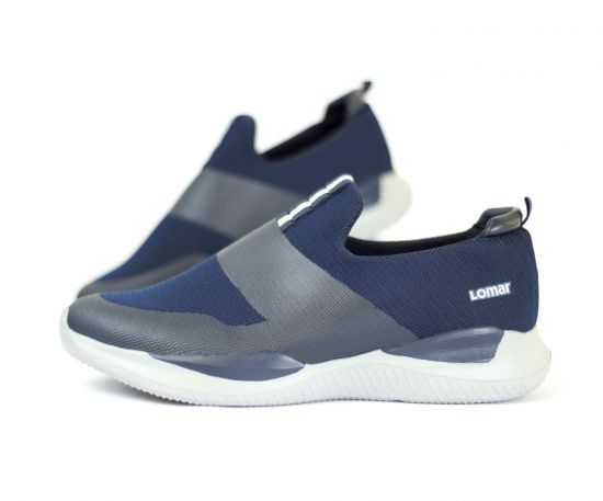 Lomar Sport Shoes - Navy