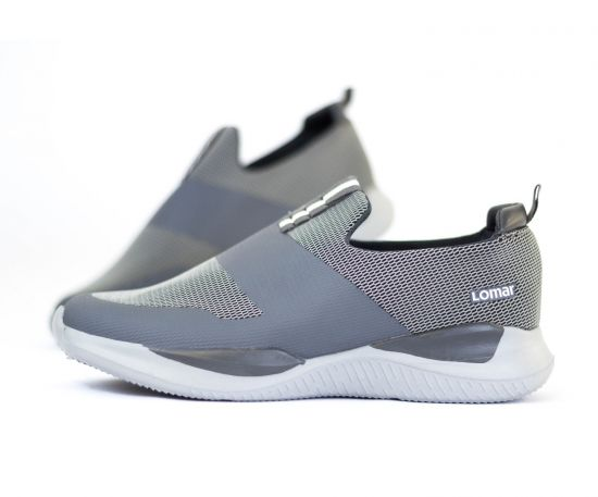 Lomar Sport Shoes - Gray