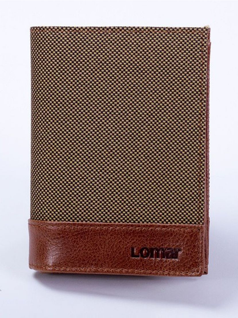 Lomar Wallet #8 - Brown
