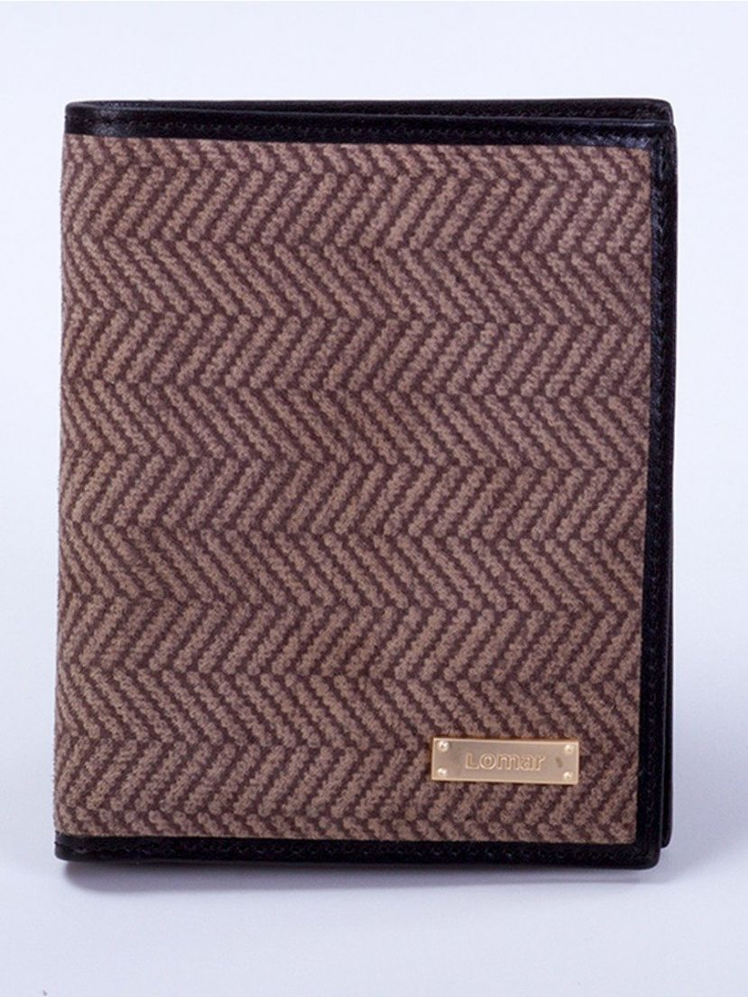 Lomar Brown Wallet
